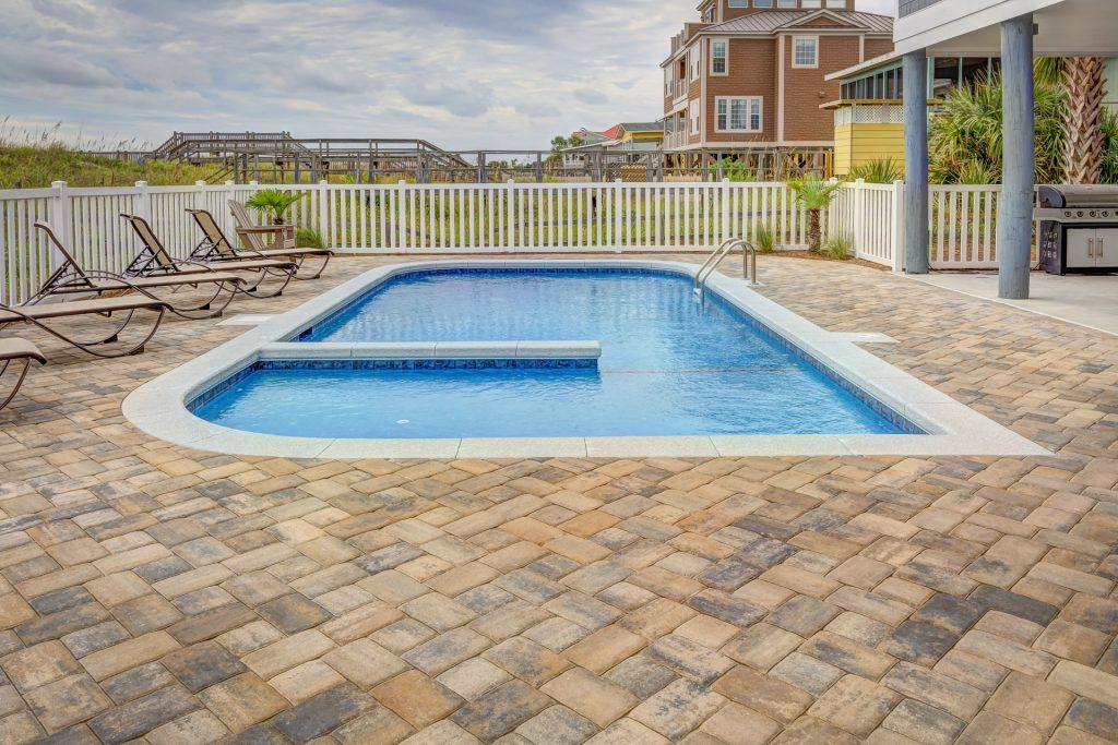Canva - Photography of Pool Near Fence